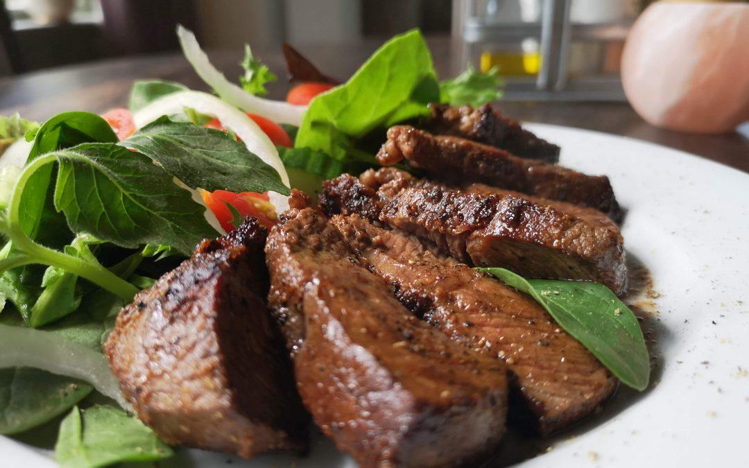 Paprika Garlic Beef Steak