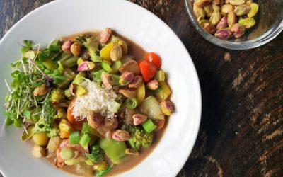 Coconut Curried Veggie Stew